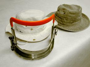 Hooptech Cap Frame For Bucket Hats 270 Orange