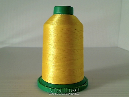 Isacord Embroidery Thread, 5000M, 40W Polyester Thread, 0605