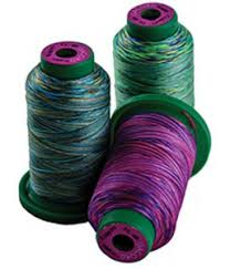 Isacord Variegated Thread