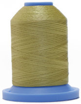 Robison Anton Super Brite Polyester #122 Embroidery Thread, 5000M Cone, Color 9120, DAIQUERI ICE