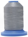Robison Anton Super Brite Polyester #122 Embroidery Thread, 5000M Cone, Color 9115, OTTER GREY