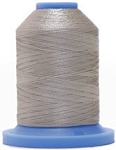Robison Anton Super Brite Polyester #122 Embroidery Thread, 5000M Cone, Color 9126, BASKET BEIGE