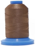 Robison Anton Super Brite Polyester #122 Embroidery Thread, 5000M Cone, Color 9133, LUCRENE