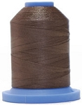 Robison Anton Super Brite Polyester #122 Embroidery Thread, 5000M Cone, Color 9137, CAJUN MIST