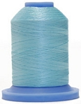 Robison Anton Super Brite Polyester #122 Embroidery Thread, 5000M Cone, Color 9138, ALASKA SKY