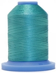 Robison Anton Super Brite Polyester #122 Embroidery Thread, 5000M Cone, Color 9140, BRTH OF SPRG