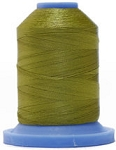Robison Anton Super Brite Polyester #122 Embroidery Thread, 5000M Cone, Color 9154, CONE