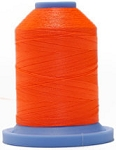 Robison Anton Super Brite Polyester #122 Embroidery Thread, 5000M Cone, Color 9159, HOT CHA CHA