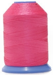 Robison Anton Super Brite Polyester #122 Embroidery Thread, 5000M Cone, Color 9161, CHEEKY PINK