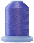 Robison Anton Super Brite Polyester #122 Embroidery Thread, 5000M Cone, Color 9166, LIVID LAV