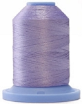 Robison Anton Super Brite Polyester #122 Embroidery Thread, 5000M Cone, Color 9167, TULIP LAV