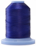 Robison Anton Super Brite Polyester #122 Embroidery Thread, 5000M Cone, Color 9171, CHOW BLUE