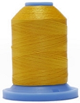 Robison Anton Super Brite Polyester #122 Embroidery Thread, 5000M Cone, Color 9172, WARM SUNSHINE*