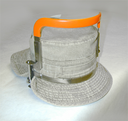 Hooptech Cap Frame For Bucket Hats 270 Orange