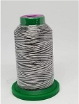Isacord Variegated Embroidery Thread  | 9005 Salt & Pepper | 1000M Spool
