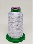 Isacord Variegated Embroidery Thread  | 9506 Baby Boy | 1000M Spool