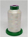 Isacord Variegated Embroidery Thread  | 9909 Baby Girl | 1000M Spool