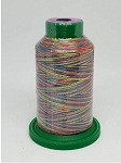 Isacord Variegated Embroidery Thread  | 9916 Rainbow | 1000M Spool