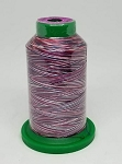 Isacord Variegated Embroidery Thread  | 9918 Old Glory | 1000M Spool