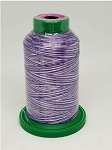 Isacord Variegated Embroidery Thread  | 9921 Grape Crush| 1000M Spool