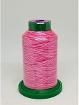 Isacord Variegated Embroidery Thread  | 9923 Rasberries & Cream | 1000M Spool
