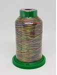 Isacord Variegated Embroidery Thread  | 9937 Carnival | 1000M Spool