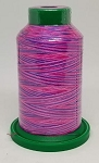 Isacord Variegated Embroidery Thread  | 9973 Summer Peonies | 1000M Spool
