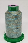 Isacord Variegated Embroidery Thread  | 9978 Egyptian Turquoise | 1000M Spool