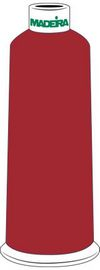 Madeira Classic Rayon #40 - 5500YD/CN - Color 1039 - Brick Red
