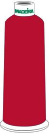 Madeira Classic Rayon #40 - 5500YD/CN - Color 1147 - Christmas Red
