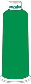 Madeira Classic Rayon #40 - 5500YD/CN - Color 1251 - Kelly Green