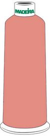 Madeira Classic Rayon #40 - 5500YD/CN - Color 1254 - Dark Salmon