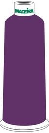 Madeira Classic Rayon #40 - 5500YD/CN - Color 1334 - Purple Passion