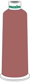 Madeira Classic Rayon #40 - 5500YD/CN - Color 1341 - Rose Gold - Discontinued 1/15