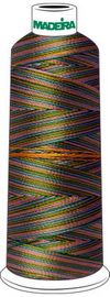 Madeira Classic Rayon #40 - Multi Color Thread - 5000M Cone