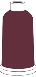 Madeira Classic Rayon #40 - 1100YD Mini Snap Cones - Color - 1035 - Burgundy