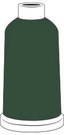 Madeira Classic Rayon #40 - 1100YD Mini Snap Cones - Color - 1103 - Hunter Green