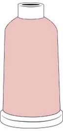 Madeira Classic Rayon #40 - 1100YD Mini Snap Cones - Color - 1113 - Powder Pink