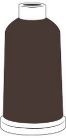 Madeira Classic Rayon #40 - 1100YD Mini Snap Cones - Color - 1129 - Mud Pie