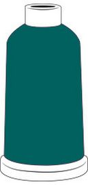 Madeira Classic Rayon #40 - 1100YD Mini Snap Cones - Color - 1185 - Dark Teal