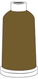 Madeira Classic Rayon #40 - 1100YD Mini Snap Cones - Color - 1194 - Dark Olive