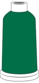Madeira Classic Rayon #40 - 1100YD Mini Snap Cones - Color - 1250 - Christmas Green