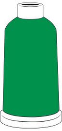 Madeira Classic Rayon #40 - 1100YD Mini Snap Cones - Color - 1251 - Kelly Green