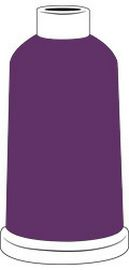 Madeira Classic Rayon #40 - 1100YD Mini Snap Cones - Color - 1334 - Purple Passion