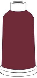 Madeira Classic Rayon #40 - 1100YD Mini Snap Cones - Color - 1384 - Merlot