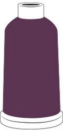 Madeira Classic Rayon #40 - 1100YD Mini Snap Cones - Color - 1388 - Plum