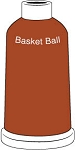 Madeira Classic Rayon #40 - 1100YD Mini Snap Cones - Color 1421 - Basket Ball
