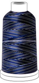 Madeira Classic Rayon #40 - Ombre Color Thread - 1100YD Mini Snap Cones