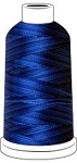 Madeira Classic Rayon #40 - Thread - 1100YD Mini Snap Cones - Ombre Color 2036