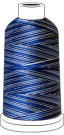 Madeira Classic Rayon #40 - Thread - 1100YD Mini Snap Cones - Ombre Color 2038